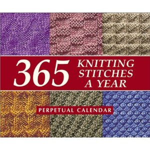 Knitting Stitches A To Z : March 2012