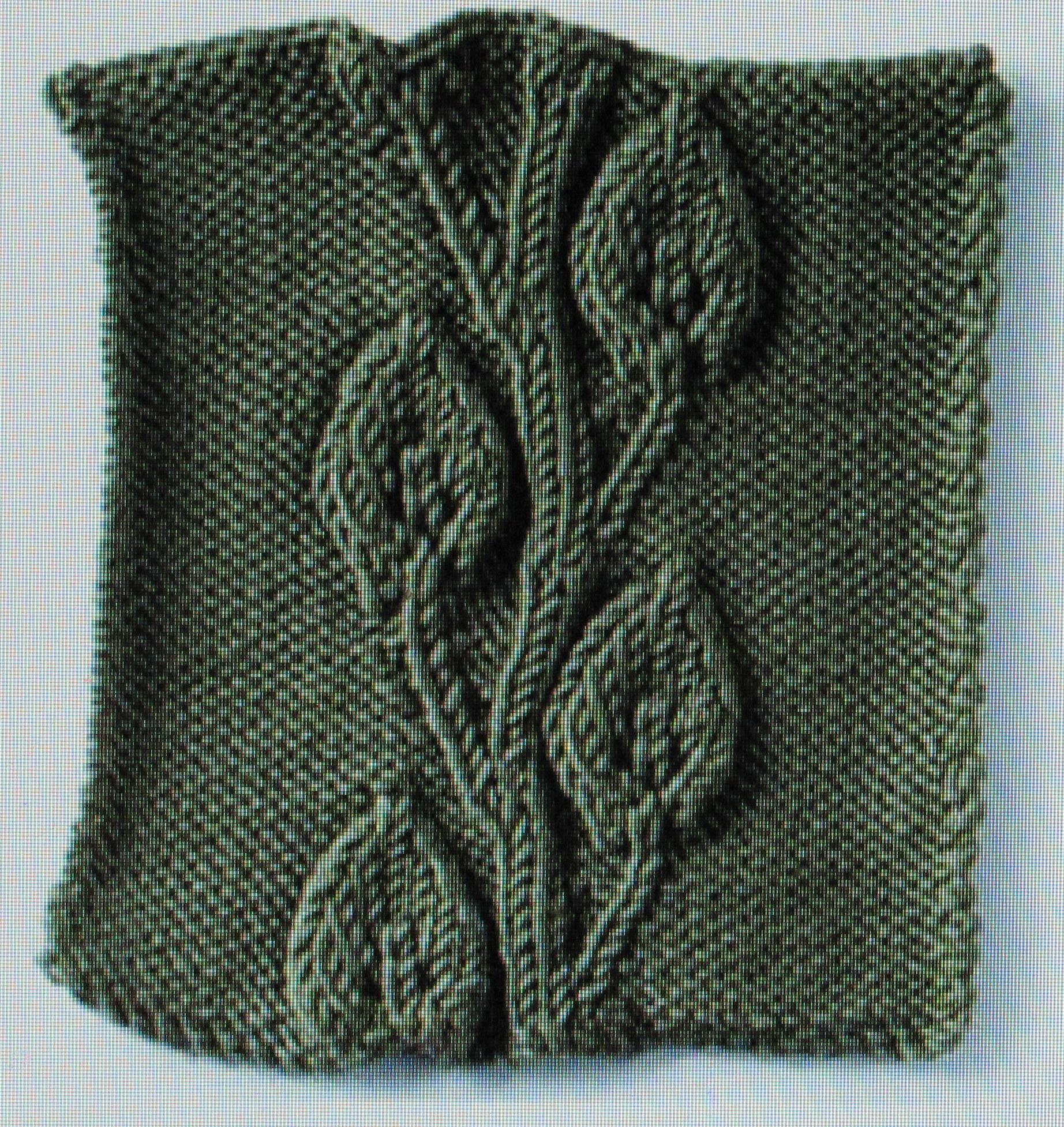 Ivy Leaf Knitting Pattern : 2012 A-Z Challenge Page 8