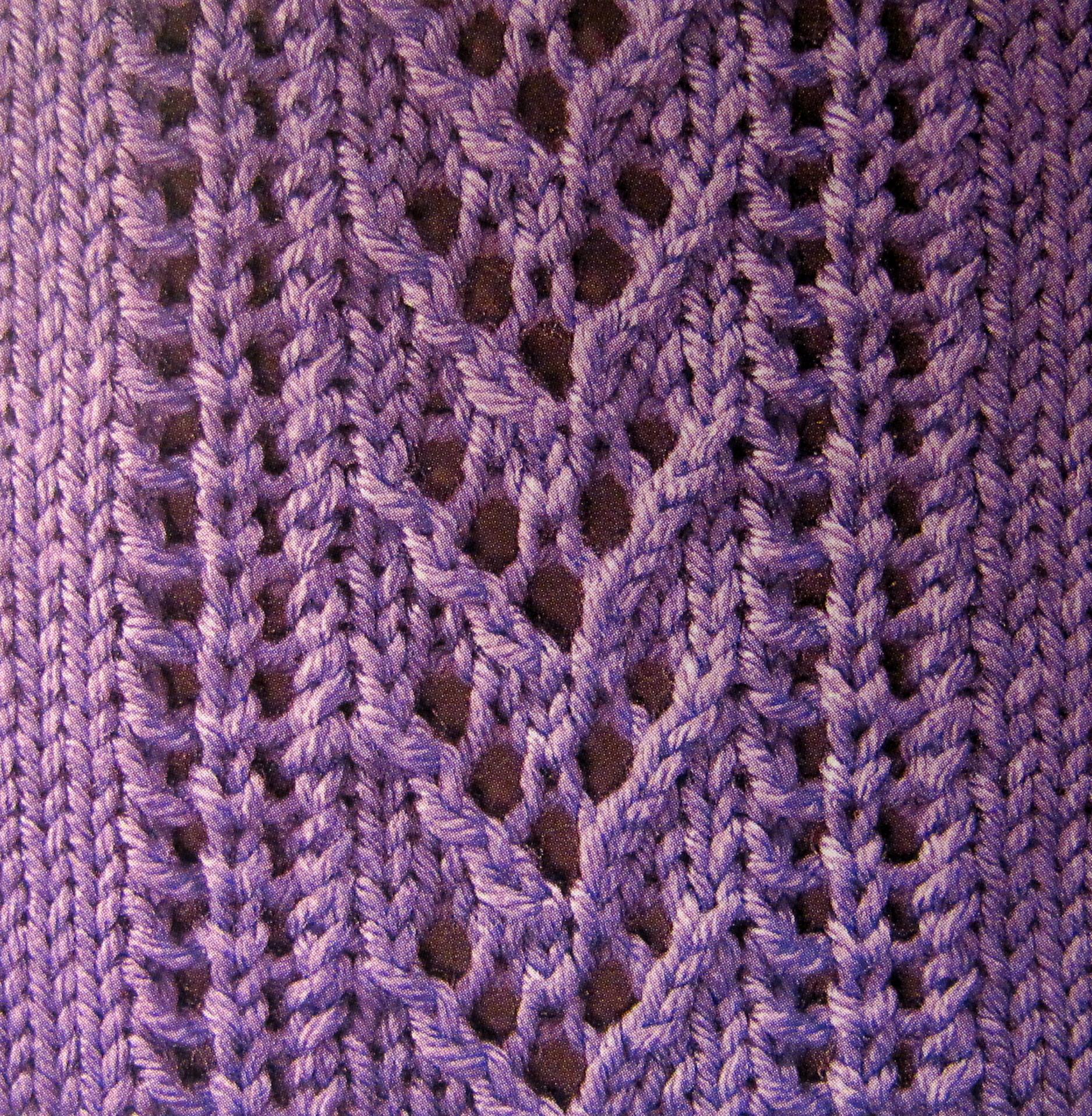 Vandyke Lace Knitting Pattern : knitting Cobwebs and Cubbyholes Page 5