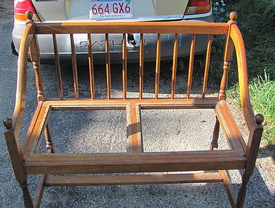 dutch bench 1