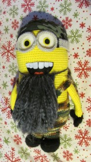 bearded minion