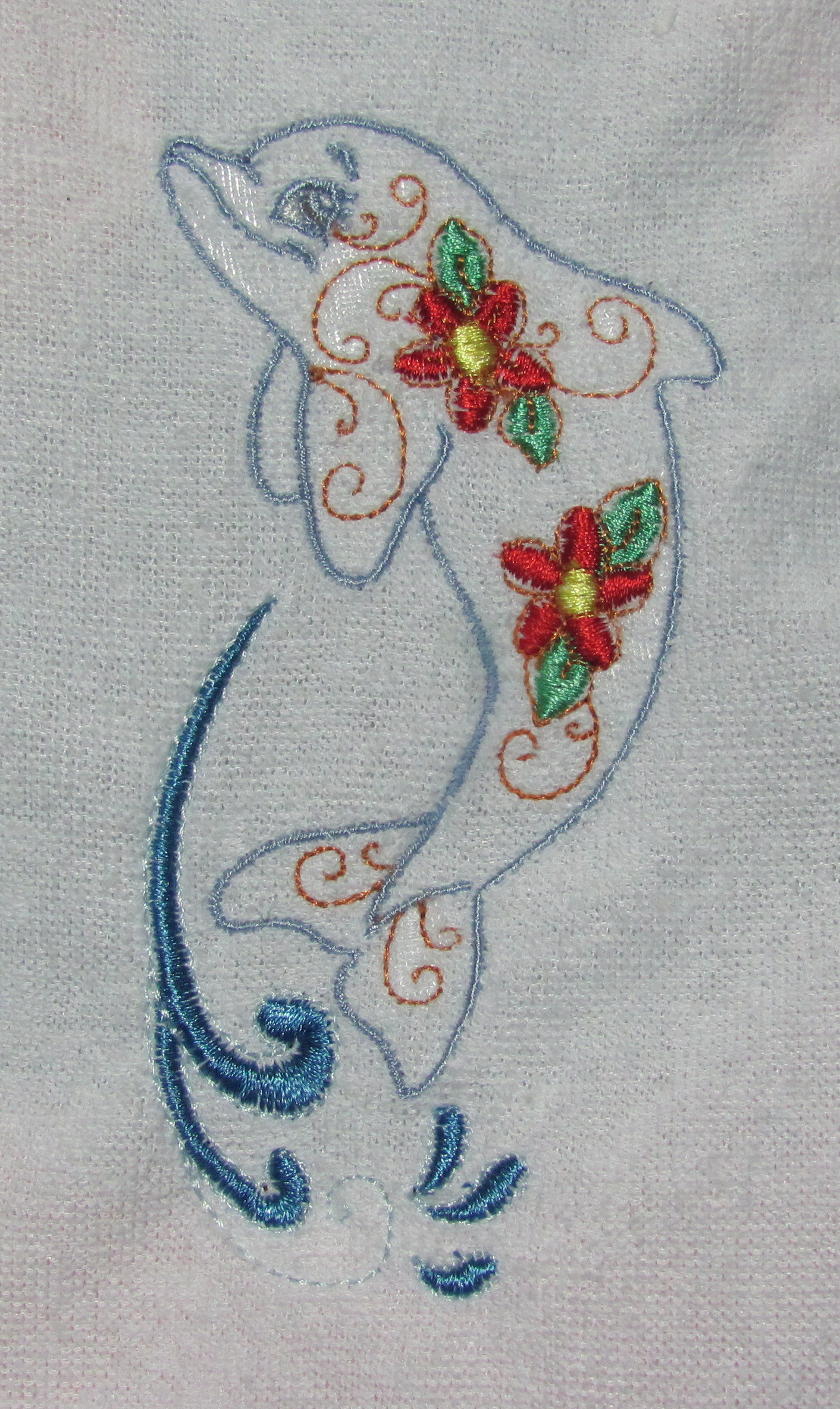 embroidery machine pe770