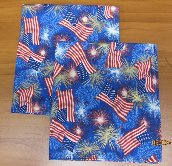flag bandanas