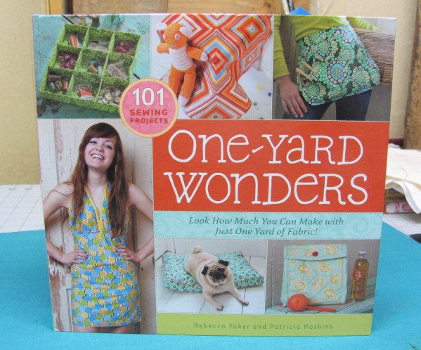 one yard book