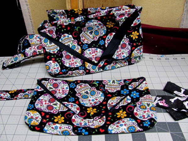 dayofthedead bags