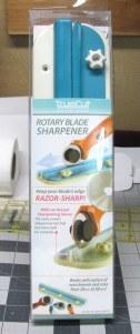 rotary sharpener